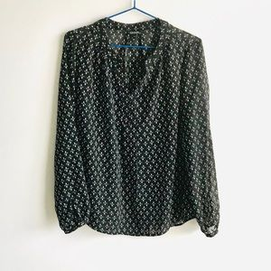 George S Size Blouse 100% Polyester